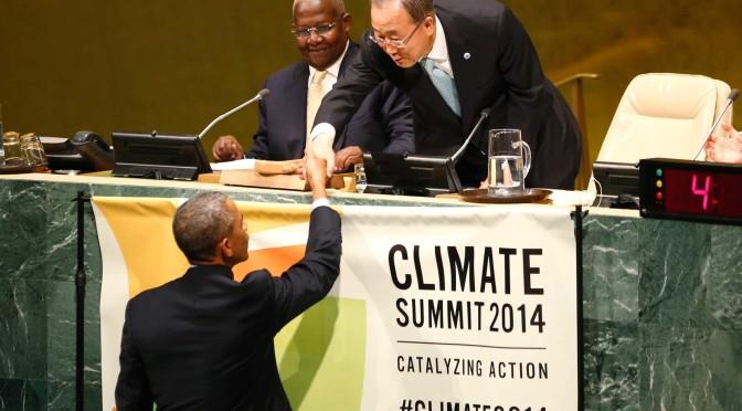 Over de klimaatconferentie in Parijs: Angst is geen communicatiestrategie