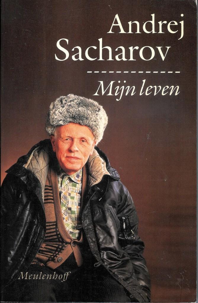 AUTEURS ─ Russisch ─ Sacharov, Andrej ☺ Voorplat Mijn Leven 001