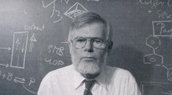Pensioen breekt aan voor prof.dr.ir. Herman van Bekkum – Scheikunde is leuk (24 september 1997, nr. 16)