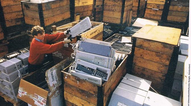 Siemens geeft topprioriteit aan interne milieuzorg (1994 16)