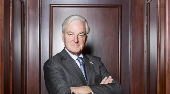 GERT-JAN KRAMER (FUGRO) HEEFT HARD HOOFD IN KLIMAATBELEID: 'Energie en grondstoffen raken niet op'