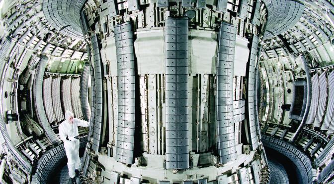 Via kernfusie herstelt EU de machtsbalans met VS (FD, Publicatiedatum: 11/4/2003)