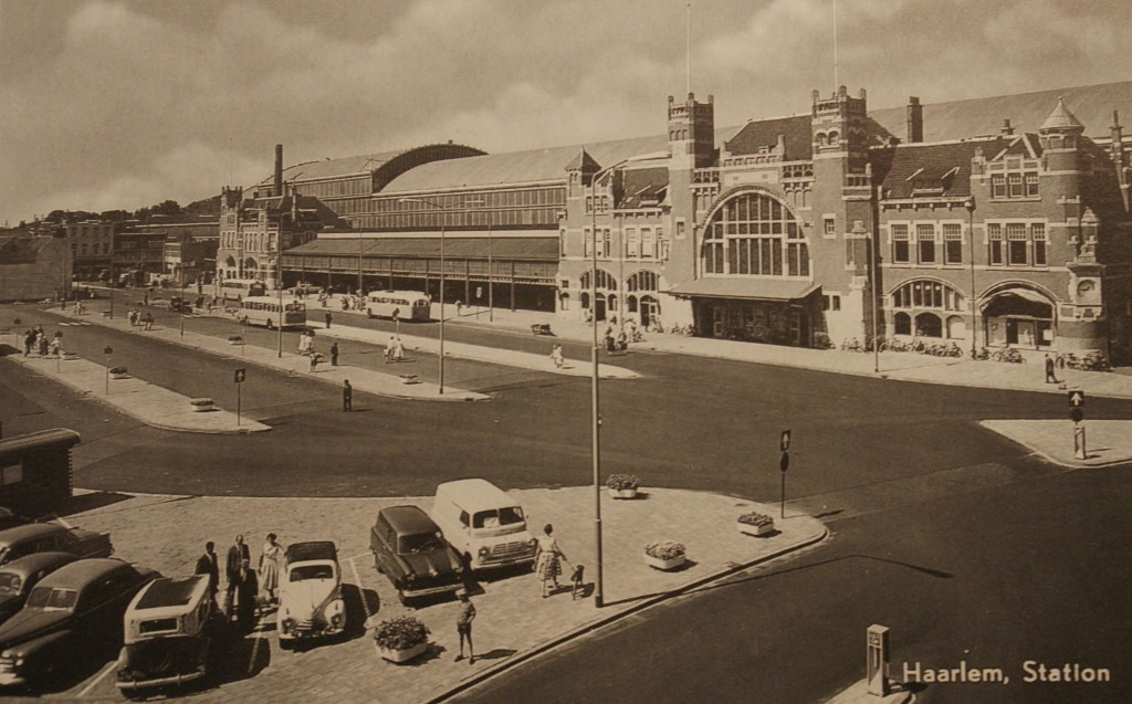 Haarlem station 1960