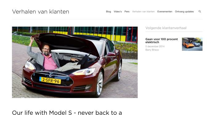 Beste Maarten (Alleen maar elektrische auto's)