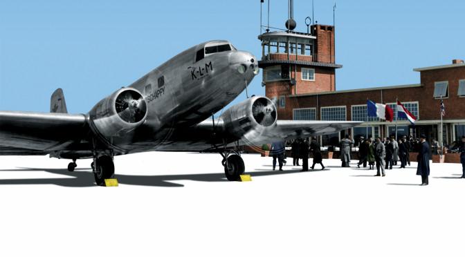 100 jaar vliegen voorbij – recensie  (DI 10 april 2009, nr. 6)