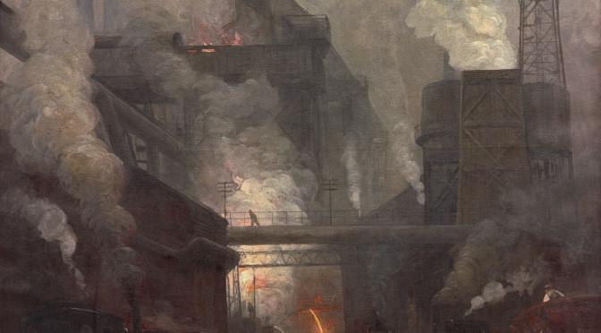 Om Derde Industriele Revolutie (essay, opiniestuk, 2003)