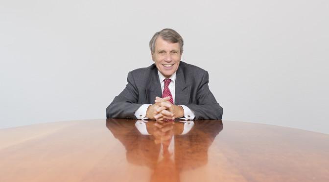 DRS. FLORIS CROON VAN BUSINESSPLANCOMPETITIE NEW VENTURE ZOEKT COACHES    'Een bedrijf starten is ontzettend moeilijk'