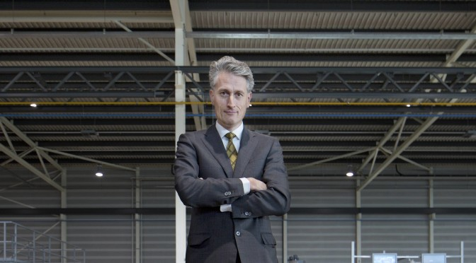 CEO Vanderlande: 'Net zo complex als de treindienstregeling'