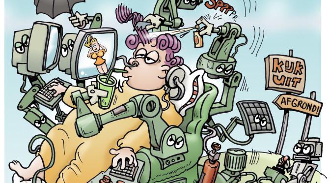 Ode aan de Techniek (2004, artikel in Ondernemen! – tijdschrift van MKB Nederland)