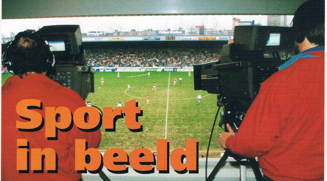 Sport in beeld: steeds meer computerplaatjes (1994 11)