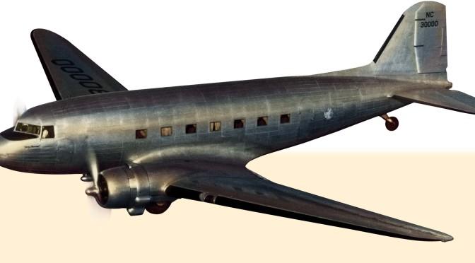 Ode aan de Douglas DC-3/USAF C-47 Skytrain/(RAF) 'Dakota' (DI 9 mei 2004