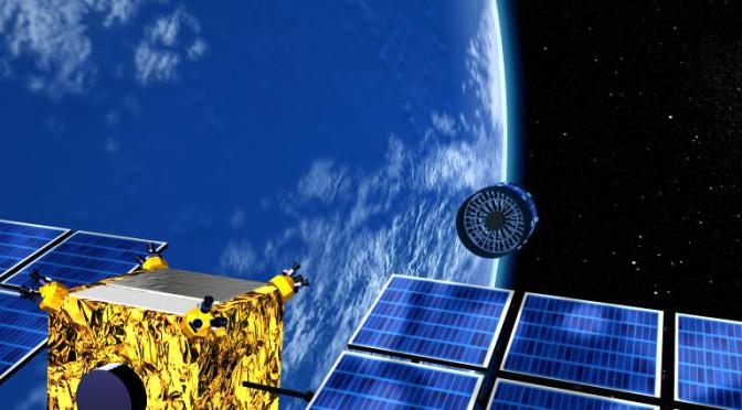 Karel Wakker (SRON) pleit voor nieuwe Nederlandse wetenschappelijke satelliet (17 maart 2006, nummer 4)